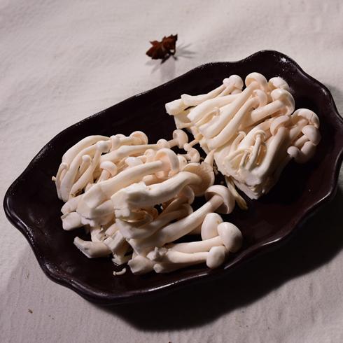 高兴壹锅鲜牛肉火锅-白玉菇