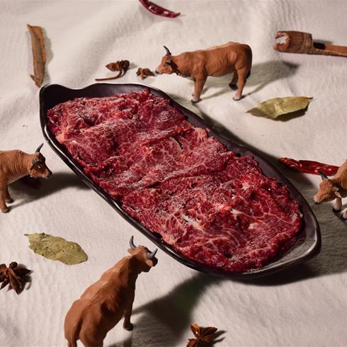 高兴壹锅鲜牛肉火锅-匙皮