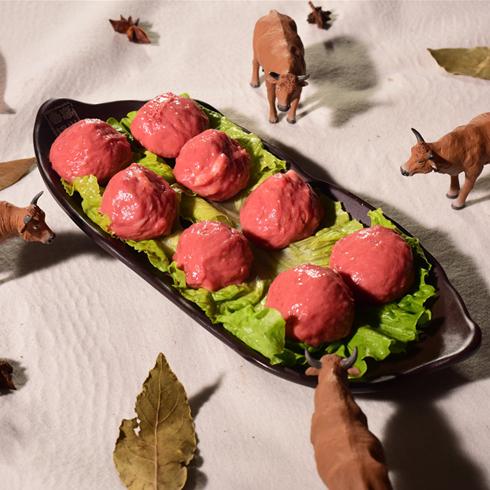 高兴壹锅鲜牛肉火锅-手打生丸