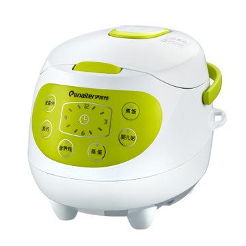 厂家直销伊莱特多功能迷你电饭煲学生寝室用智能小型