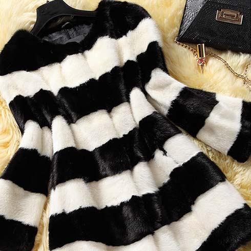 黑白时尚搭