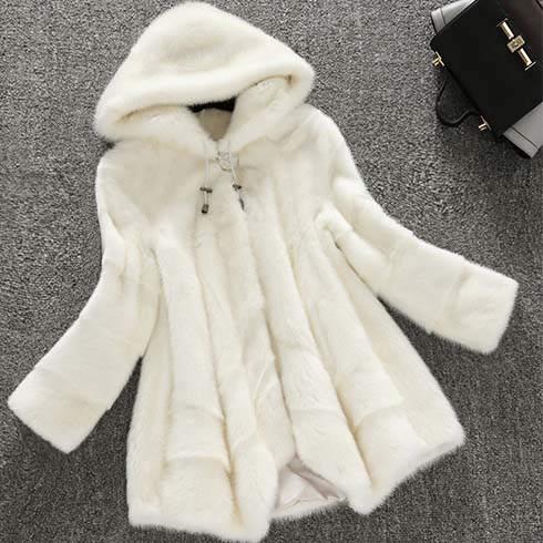 中长时尚大衣