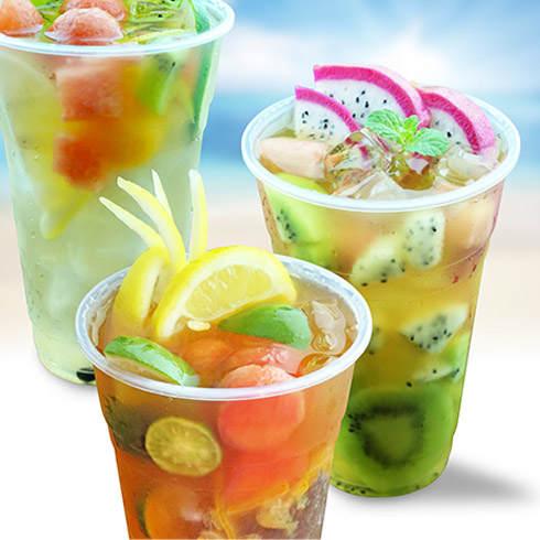 美味食族水果饮品
