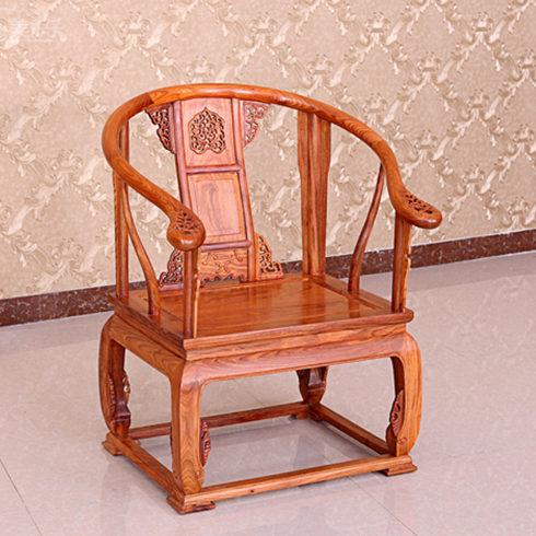 寅柏汇工艺品-圈椅