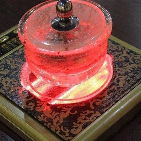 九段香火锅-水晶焖锅