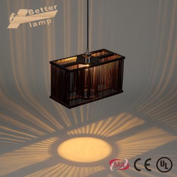 loft木制工业风复古个性灯具创意木艺工程灯餐厅咖啡厅吊灯
