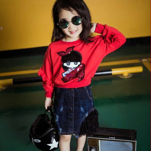 今明娃娃童装-童装女款