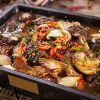 龙潮美式炭火烤鱼-迷情松蘑味