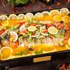 龙潮美式炭火烤鱼-清爽柠檬味