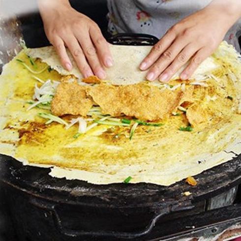 山东杂粮饼