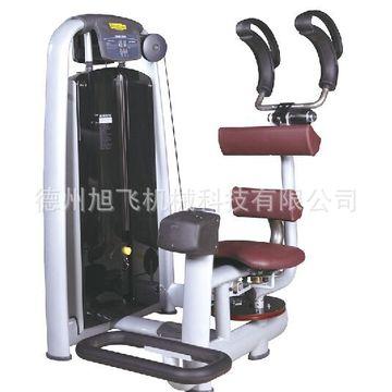 健身房单功能力量训练器械太空系列腹部前屈训练器