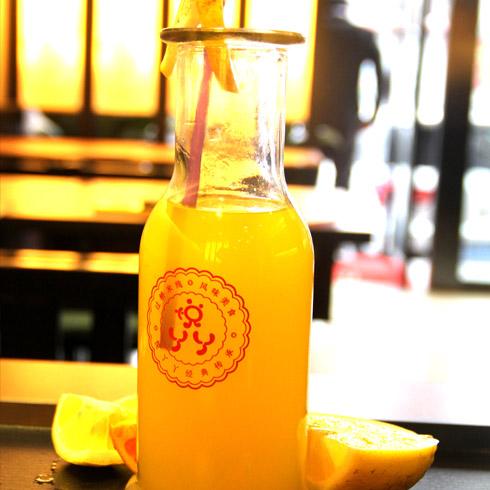 悦丫丫过桥米线-新鲜柠檬汁