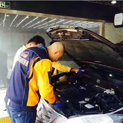 卡耐尔汽车检修