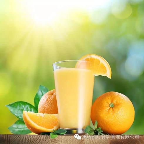 壹品町柑子水