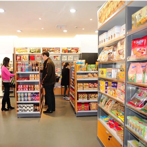 洋馋猫进品食品超市
