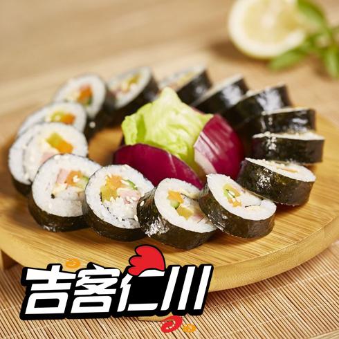 吉客仁川紫菜包饭