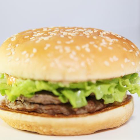 贝克汉堡-牛肉汉堡
