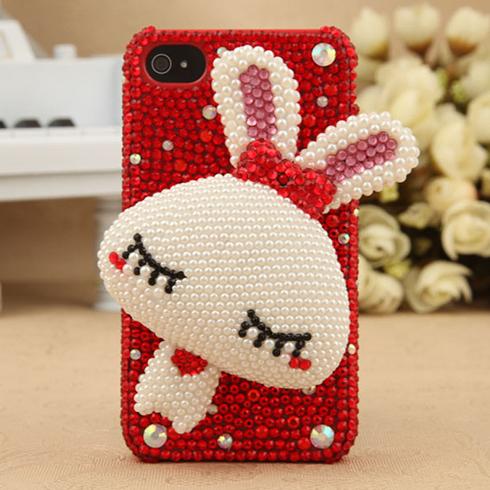 爱随行手机壳-兔子款式