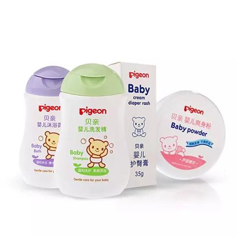 哈吉贝贝牛婴儿洗护系列