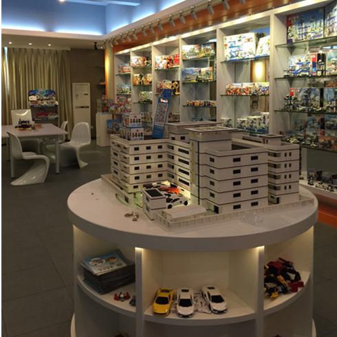 米奇哈噜童车-玩具展厅