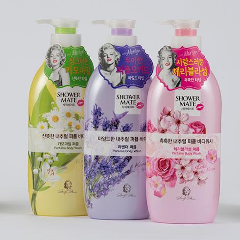 欢乐颂潮购乐园-韩国品牌沐浴露