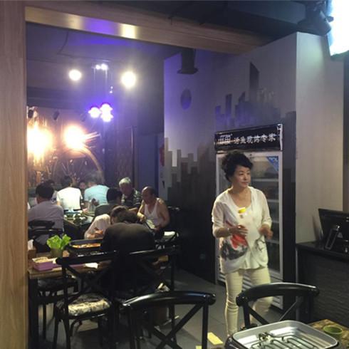 滋鱼烤鱼营业加盟店