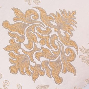 提花无缝墙布欧式现代奢华壁布客厅卧室书房电视背景墙壁布