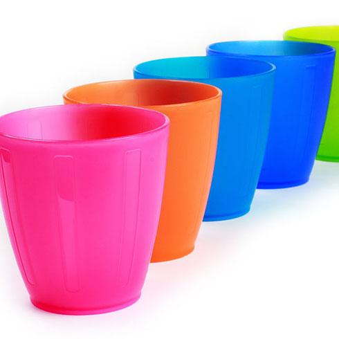 亿城石粉变塑料-塑料桶