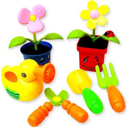 亿城石粉变塑料-儿童玩具
