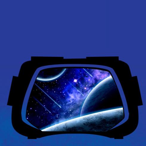 玩美视界VR主题游乐馆设备