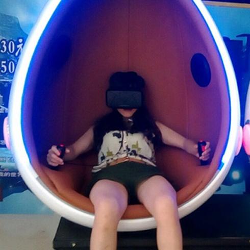 玩美视界VR主题游乐馆座椅