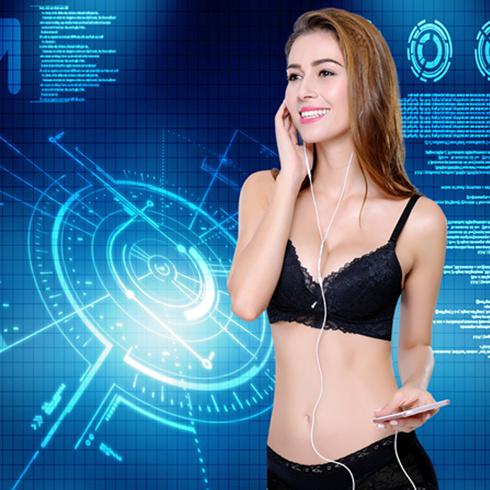智能内衣乳腺保护