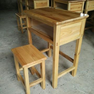 橡木课桌 学生橡木课桌椅 榆木课桌椅 硬杂木课桌椅