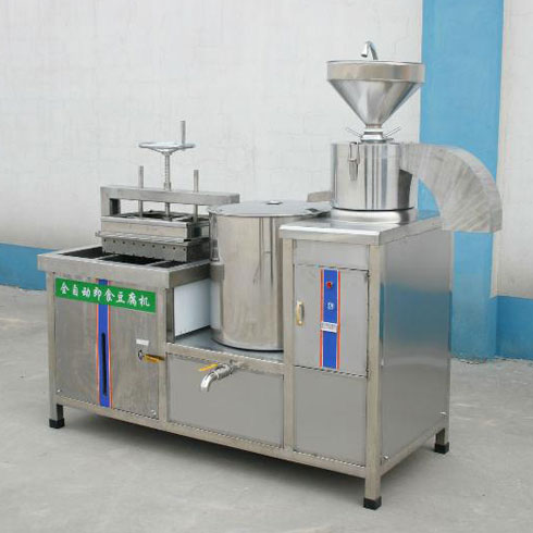 豆品飘香花生豆腐机产品