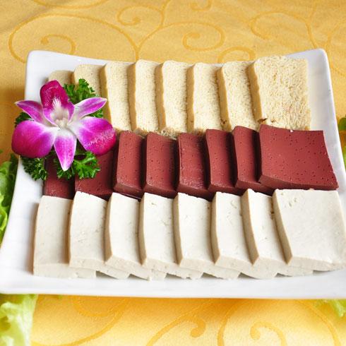 豆品飘香花生豆腐产品