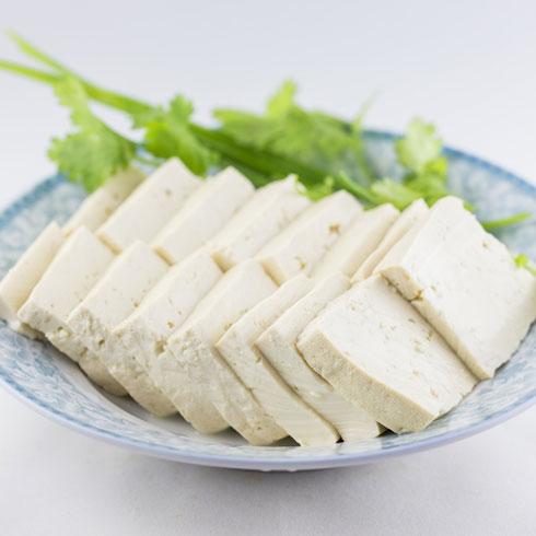 花生豆腐块