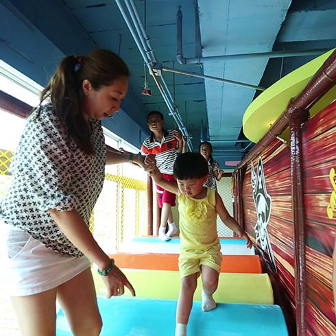 开心玩国儿童乐园游戏