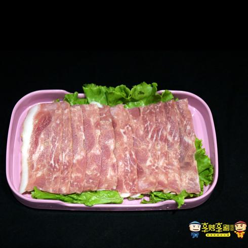 享烤享涮特色餐饮-猪肉