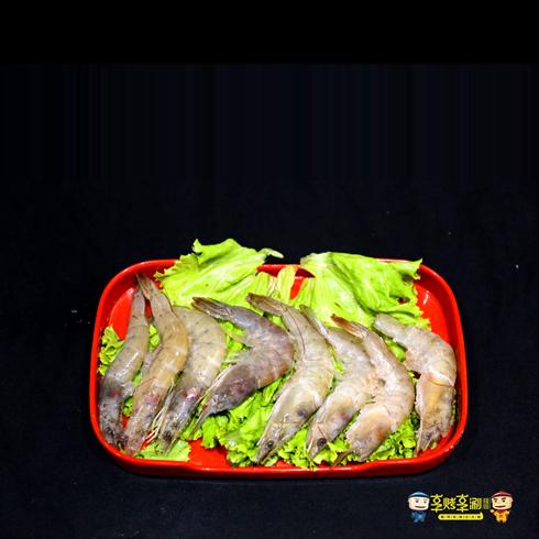 享烤享涮特色餐饮-虾肉