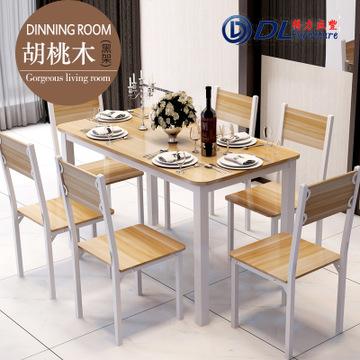贵阳长方形桌子甜品奶茶食堂餐厅面馆饭店小吃4快餐桌椅组合批发