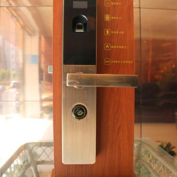 厂家一站式批发开运歆品牌智能门锁 家用防盗门电子锁 智能指纹锁