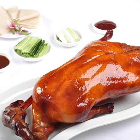 果木烤鸭2