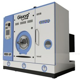 洁希亚国际洗衣-蒸馏精洗机