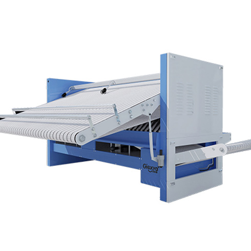 洁希亚国际洗衣-全自动折叠机