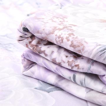 纯棉四件套 全棉床上用品家纺套件 天丝磨毛印花四件套 床品批发