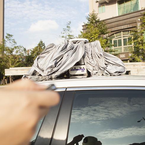 璇泰全自动车罩2