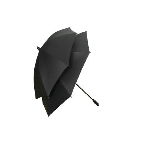 黑色子母伞1
