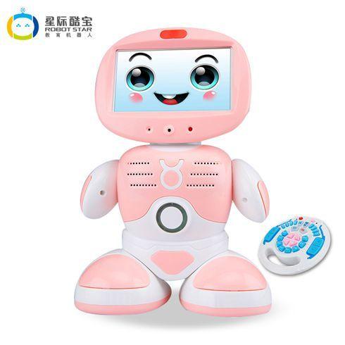 星际酷宝智能早教机器人将引领0-8岁早教行业进入智能机器人教育时代