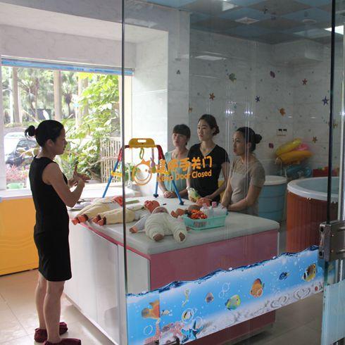 婴儿游泳馆4