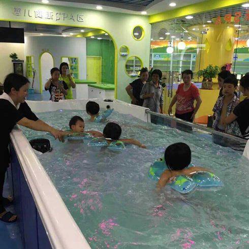婴儿游泳馆3